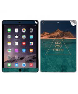 Sea you there - Apple iPad Air 2 Skin