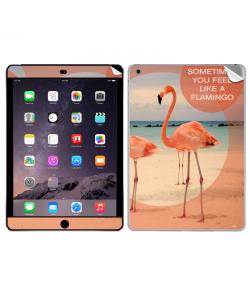 Flamingo Feeling - Apple iPad Air 2 Skin