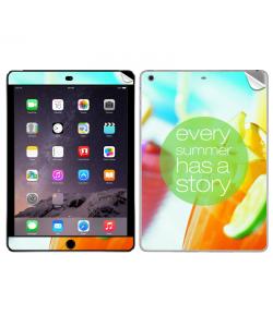 Summer Story - Apple iPad Air 2 Skin