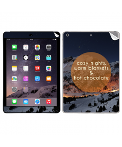 Cozy Nights - Apple iPad Air 2 Skin