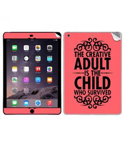 Creative Child - Apple iPad Air 2 Skin