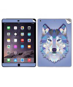 Origami Wolf - Apple iPad Air 2 Skin