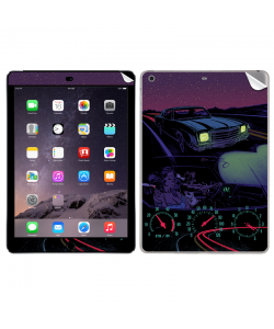 Night Ride - Apple iPad Air 2 Skin