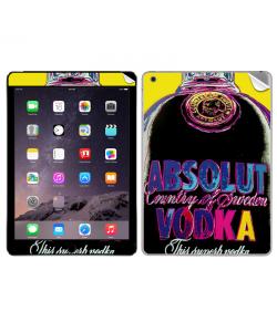 Absolut Vodka - Apple iPad Air 2 Skin