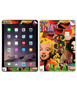 Pop Art Mix - Apple iPad Air 2 Skin