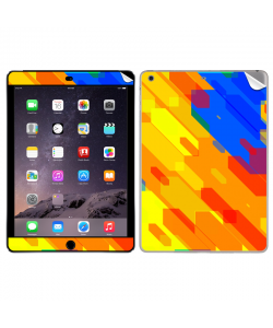 Ruby Slide - Apple iPad Air 2 Skin