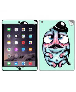 Creaturi Dragute - Gentleman - Apple iPad Air 2 Skin