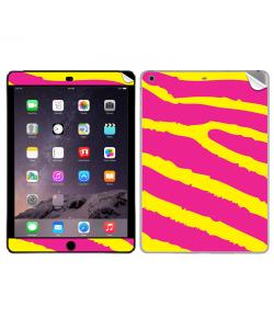 Model Zebra - Apple iPad Air 2 Skin