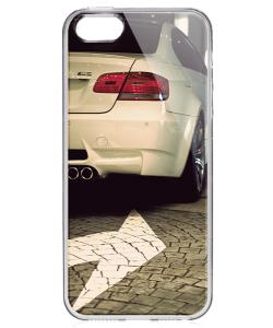 M3 - iPhone 5/5S/SE Carcasa Transparenta Silicon