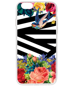 Birds of a Feather - iPhone 6 Plus Carcasa Plastic Premium