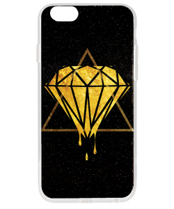 Diamond - iPhone 6 Plus Carcasa Plastic Premium