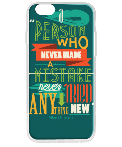 Anything New - iPhone 6 Plus Carcasa Plastic Premium