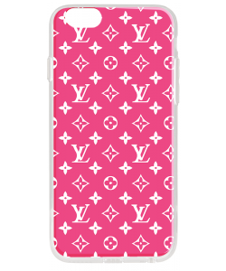 Louis Gone Pink - iPhone 6 Plus Carcasa Plastic Premium