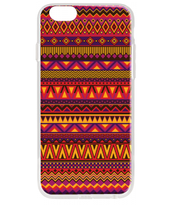 Aztec Summer - iPhone 6 Plus Carcasa Plastic Premium