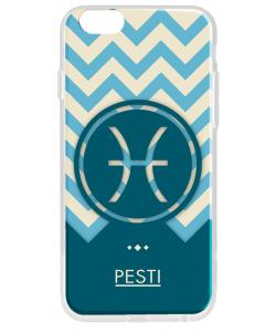 Pesti - El - iPhone 6 Carcasa Transparenta Silicon