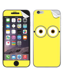 Minion Eyes - iPhone 6 Plus Skin
