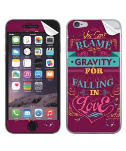 Falling in Love - iPhone 6 Skin