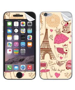 France - iPhone 6 Plus Skin