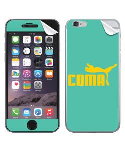 Coma - iPhone 6 Skin
