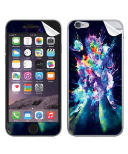 Explosive Thoughts - iPhone 6 Plus Skin