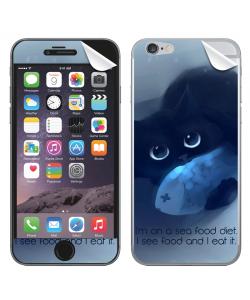 Sea Food - iPhone 6 Skin