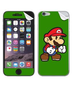 Mario One - iPhone 6 Plus Skin