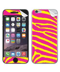 Model Zebra - iPhone 6 Skin