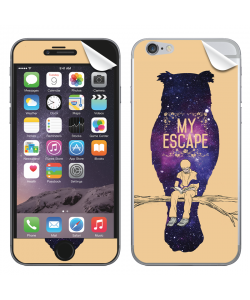 My Escape - iPhone 6 Skin