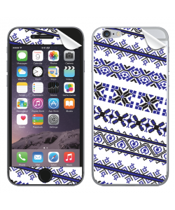 Ie Albastra - iPhone 6 Skin