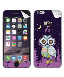 Night Owl - iPhone 6 Skin