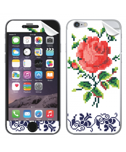 Red Rose - iPhone 6 Skin