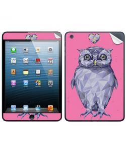 I Love Owls - Apple iPad Mini Skin