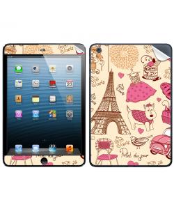 France - Apple iPad Mini Skin