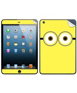 Minion Eyes - Apple iPad Mini Skin
