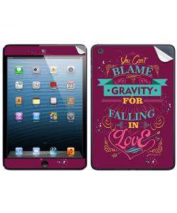 Falling in Love - Apple iPod Mini Skin
