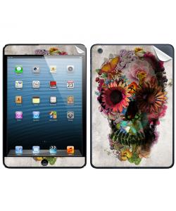 Spring skull - Apple iPad Mini Skin