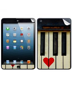 Piano Love - Apple iPad Mini Skin