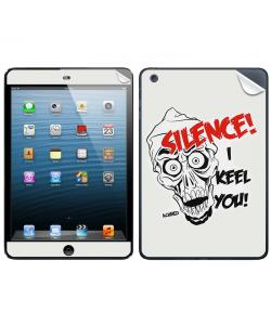 Silence I Keel You - Apple iPad Mini Skin