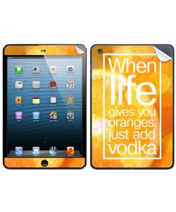 Vodka Orange - Apple iPad Mini Skin