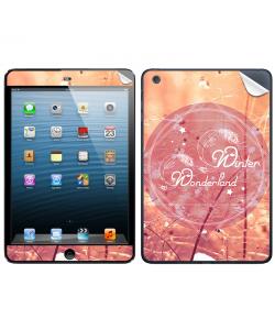Winter Wonderland - Apple iPad Mini Skin