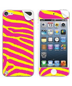 Model Zebra - Apple iPod Touch 5th Gen Skin