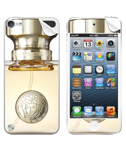 Versace Perfume - Apple iPod Touch 5th Gen Skin