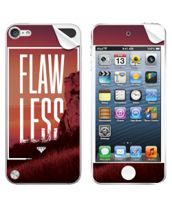 Flawless - Apple iPod Touch 5th Gen Skin