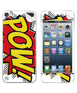 Pow - Apple iPod Touch 5th Gen Skin