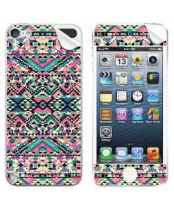 Color Blend - Apple iPod Touch 5th Gen Skin