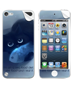 Sea Food - Apple iPod Touch 5th Gen Skin