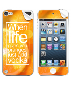 Vodka Orange - Apple iPod Touch 5th Gen Skin