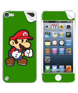 Mario One - Apple iPod Touch 5th Gen Skin