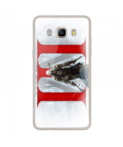 Assassins Creed - Samsung Galaxy J7 2017 Carcasa Transparenta Silicon
