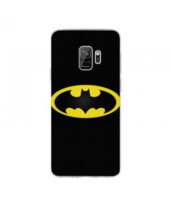 Batman Logo - Samsung Galaxy S9 Plus Carcasa Transparenta silicon